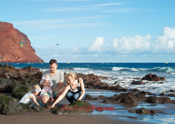 candid family photography Tenerife