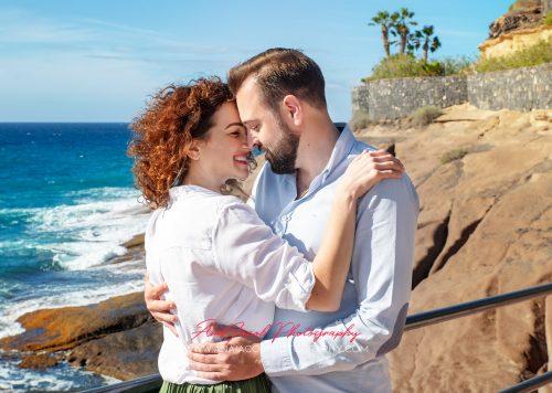 honeymoon photography tenerife